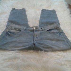 Woman's size 12 seven 7 jeans $ 10.00 # 1191